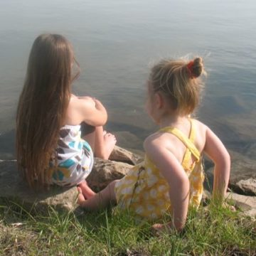 Two Things to Tell Children about Grief