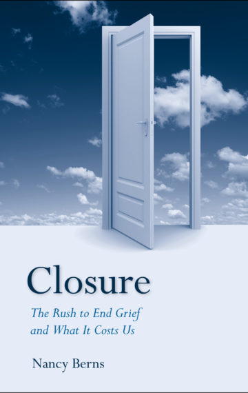 Book Cover - Closure
